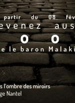 """Sortie """"Dans l'ombre des miroirs"""" de Marge Nantel"""